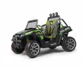 Polaris Ranger RZR Green Shadow