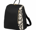 Peg Perego BACKPACK - GRAPHIC GOLD
